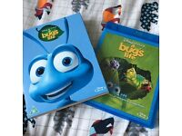Disney Pixar A Bugs Life Blu Ray with O Ring