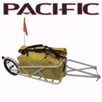 Pacific OFFROAD suspension Touring Trailer waterproof bag include