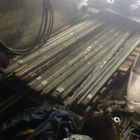 PLATED THREADED RODS