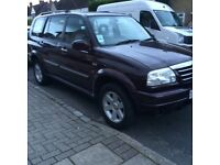 2002 suzuki grand vitara xl7 v6 2.7 petrol 7 seater call 07768897226