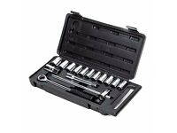 "Top Tech 15Pc 1/2"" Drive Socket Set"