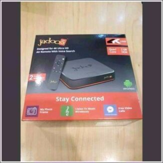 Brand new Jadoo 5 IP TV SET TOP BOX @phonebot