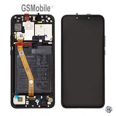 Pantalla Completa LCD Tactil Marco Bateria Huawei P Smart Plus INE-LX1 ORIGINAL