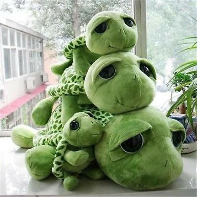 Schildkröte (Neu Schildkröte Plüsch Plüschtier Stofftier Kuscheltier Landschildkröte Geschenk)