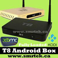 ★ M8 M8N MX MXQ CS918 Q7 T8 JADOO BTV Android TV Box XBMC Kodi ★