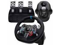 [Saved for £100+] G29 with shifter and wheel stand + GT sports (PS4) !!!!!