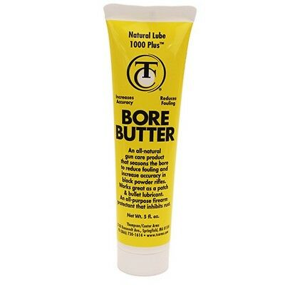 Thompson Center 31007309 Natural Lube 1000 Plus  Bore Butter  In A 5Oz Tube