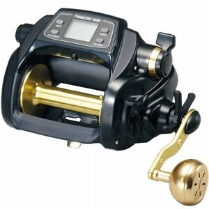 Daiwa Tanacom 1000 Big Game Electric Reel New!