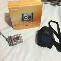 Canon PowerShot A720IS 8MP Digital Camera with 6x Optical Image