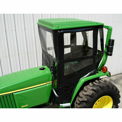 Original Tractor Cab Hard Top Cab Enclosure For John Deere 790ht And 3005e