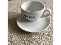 New Costa Coffee cups x2