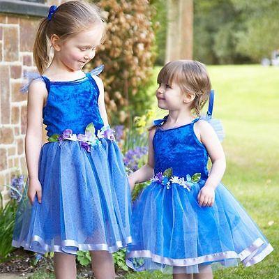 ädchen Blumen Fee Verkleidung Ages 18 M bis 8 Jahre (Kleine Mädchen Fee Kleider)