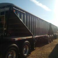 2013 Lode King Prestige Super B grain trailers