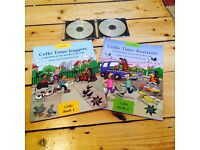 CELLO TIME JOGGERS AND RUNNERS WITH CD