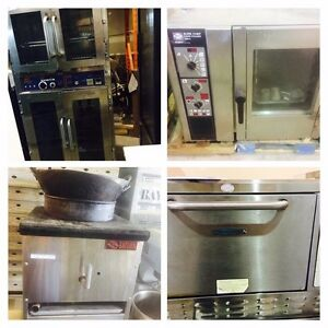 LOTS OF GENTLY USED RESTAURANT EQUIPMENT