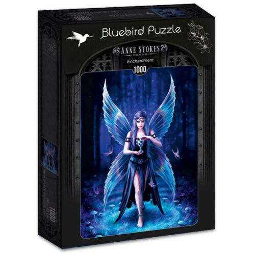 Bluebird 1000 Piece Jigsaw Puzzle - Anne Stokes: Enchantment