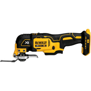 Dewalt 20V MAX XR Cordless Oscillating Multi-Tool (Tool Only)