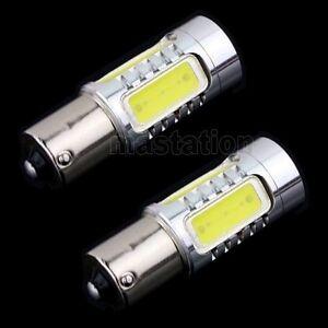 2X-1156-BA15S-7-5W-High-Power-Car-Signal-Tail-LED-Light-Bulb-Lamp-CA365-CL408