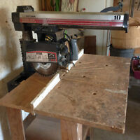 10'' Radial Arm Saw