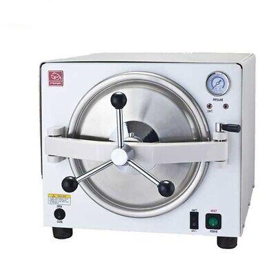 Medical Dental Lab Autoclave Steam Sterilizer Class N Type