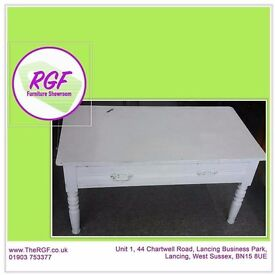 SALE NOW ON!! Lovely Coffee Table With Drawer - Can Deliver For £19