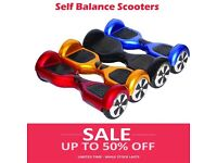 UK SAFE SEGWAY - eHoverboard Smart Balance Wheel Scooter - BRAND NEW - FREE DELIVERY