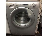 Silver candy washing machine
