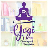 Need a Cleaner? YogiClean Halifax!