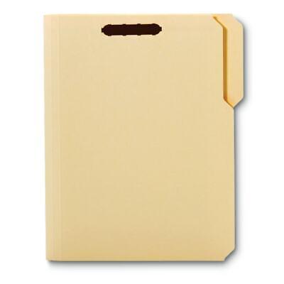 Office Depot Reinforced Manila Folder W2 Fasteners Letter Size 50-pack