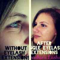 ***TOP QUALITY EYELASH EXTENSIONS, HAIR AND MAKEUP SERVICE****