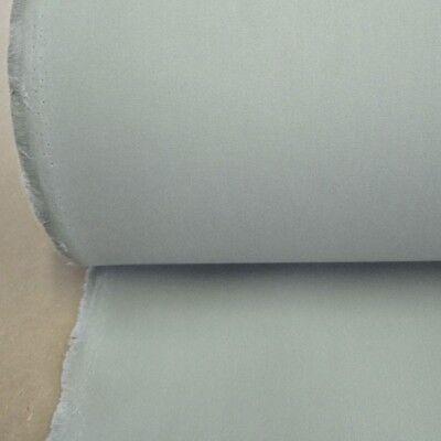 Uv-licht Wasser (Stoff Baumwolle Zeltstoff grau wasserdicht UV-lichtbeständig Zwirn Segeltuch)