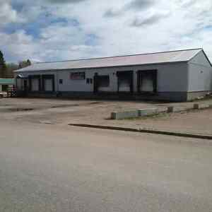 Warehouse/Terminal Building For Lease