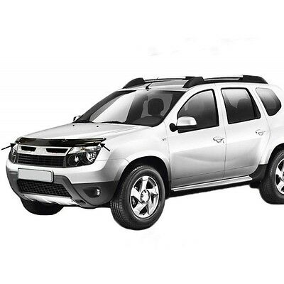 BRA HOOD DEFLECTOR PROTECTION PLEXIGLAS DACIA DUSTER ALL MODELS 2010