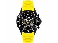 ICE-WATCH BLACK/YELLOW