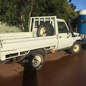 1996 Toyota LandCruiser Other Collie Collie Area Preview