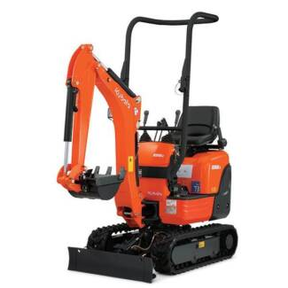 Micro Excavator for Hire Buderim Maroochydore Area Preview