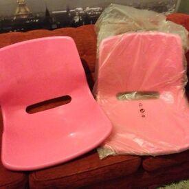 Two ikea seats