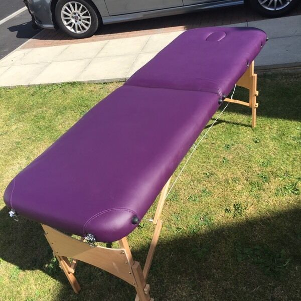 mobile beauty bed