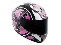 Box BX-1 Scope Helmet Pink - SIZE: L