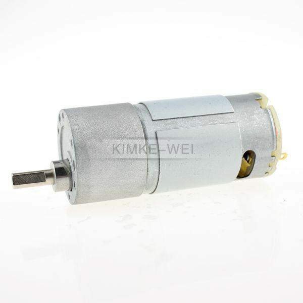 6V 50 U//min Modellbau Getriebemotor Gleichstrommotor neu