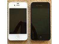 Iphone 4s Black & White