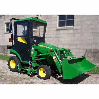 Original Tractor Cab Hard Top Cab Enclosure Fits John Deere 1023e 1026r