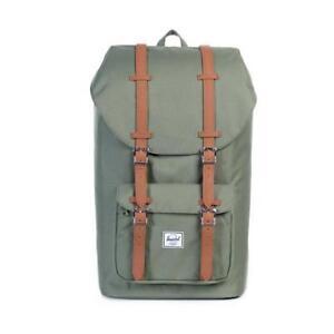Herschel Little America Backpack Olive