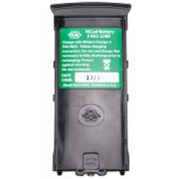 Whites 6T, CM GT, & MX5 NiCad Rechargeable Battery with Battery Door 802-5288
