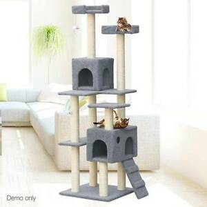 7 Level Cat Tree - $120 - Delivered Adelaide CBD Adelaide City Preview