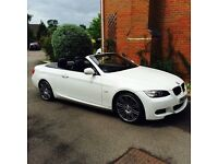 BMW 320d M Sport Highline 2 door 2010