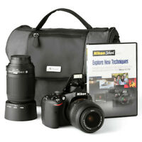 Nikon D5100 Bundle