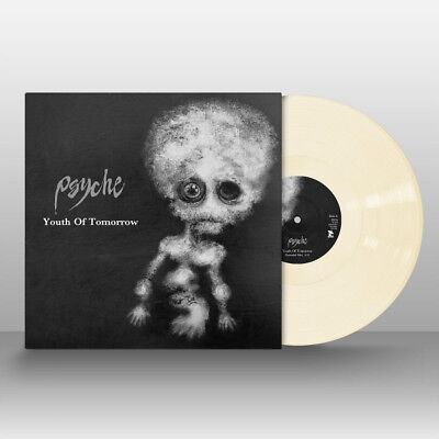 "PSYCHE Youth of Tomorrow LIMITED 12"" CREAM VINYL 2017"
