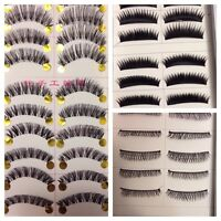3 sets of lashes (39 pairs in total)
