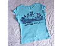 Ladies Florida Graphic T-shirt NEW